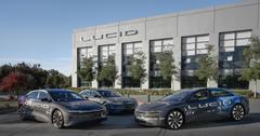 will lucid motors go public