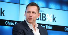 Does Peter Thiel Still Own PayPal?