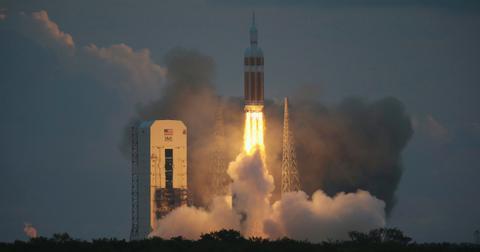 Lancement de la NASA