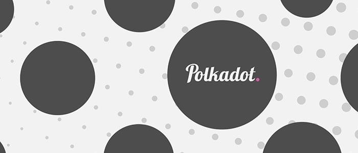 image et logo de polkadot
