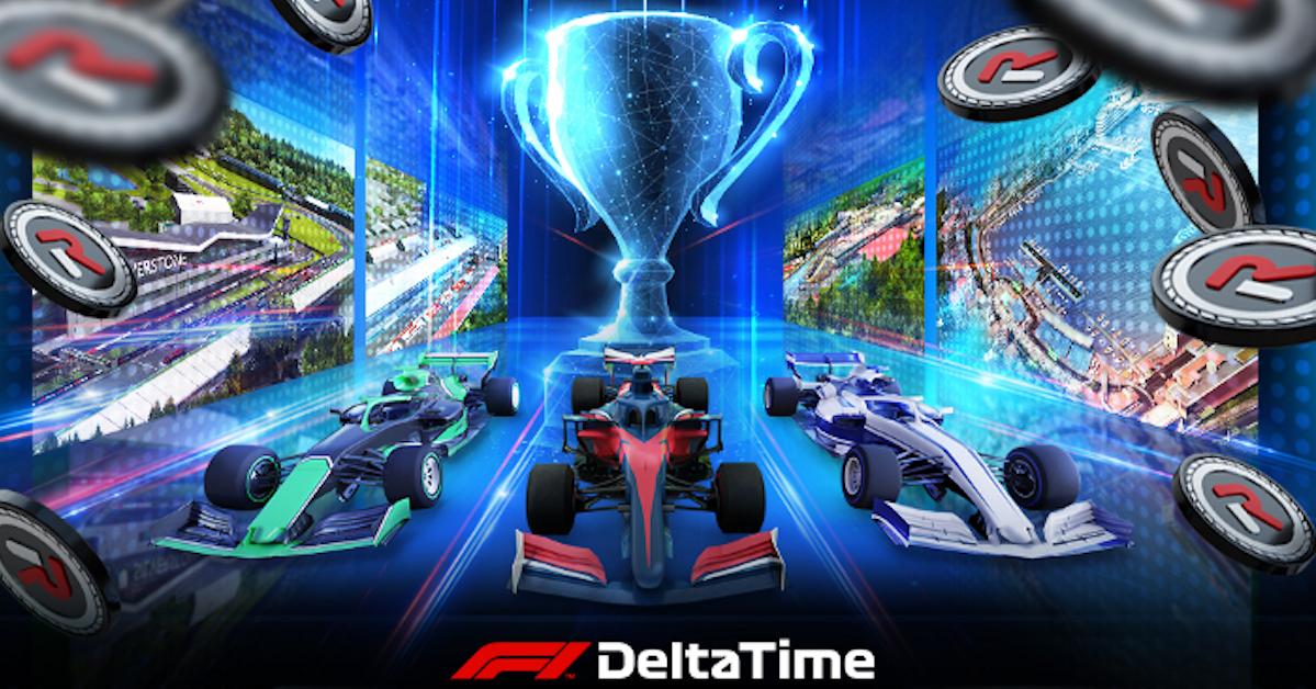 F1 Delta Time advertisement