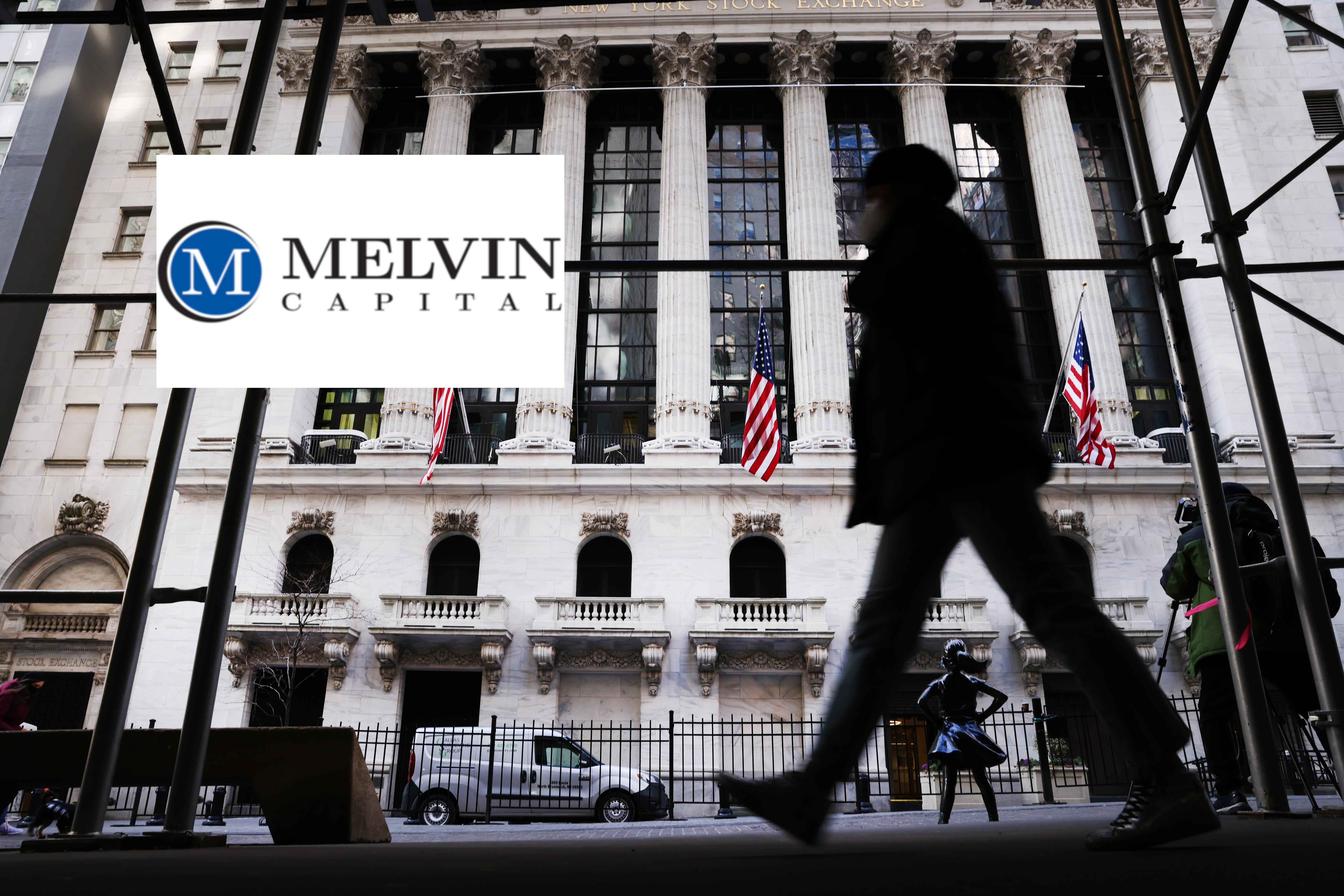 Melvin Capital hedge fund