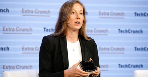 Swarm Technologies CEO Sarah Spangelo