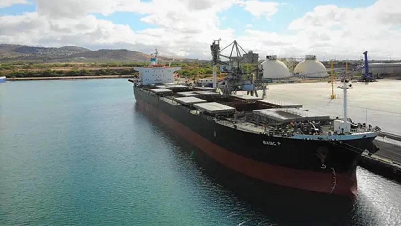 CTRM ship