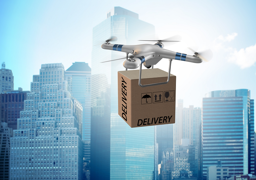 uploads///FedEx Drone Delivery
