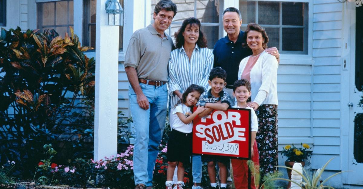 famille acheteur de maison
