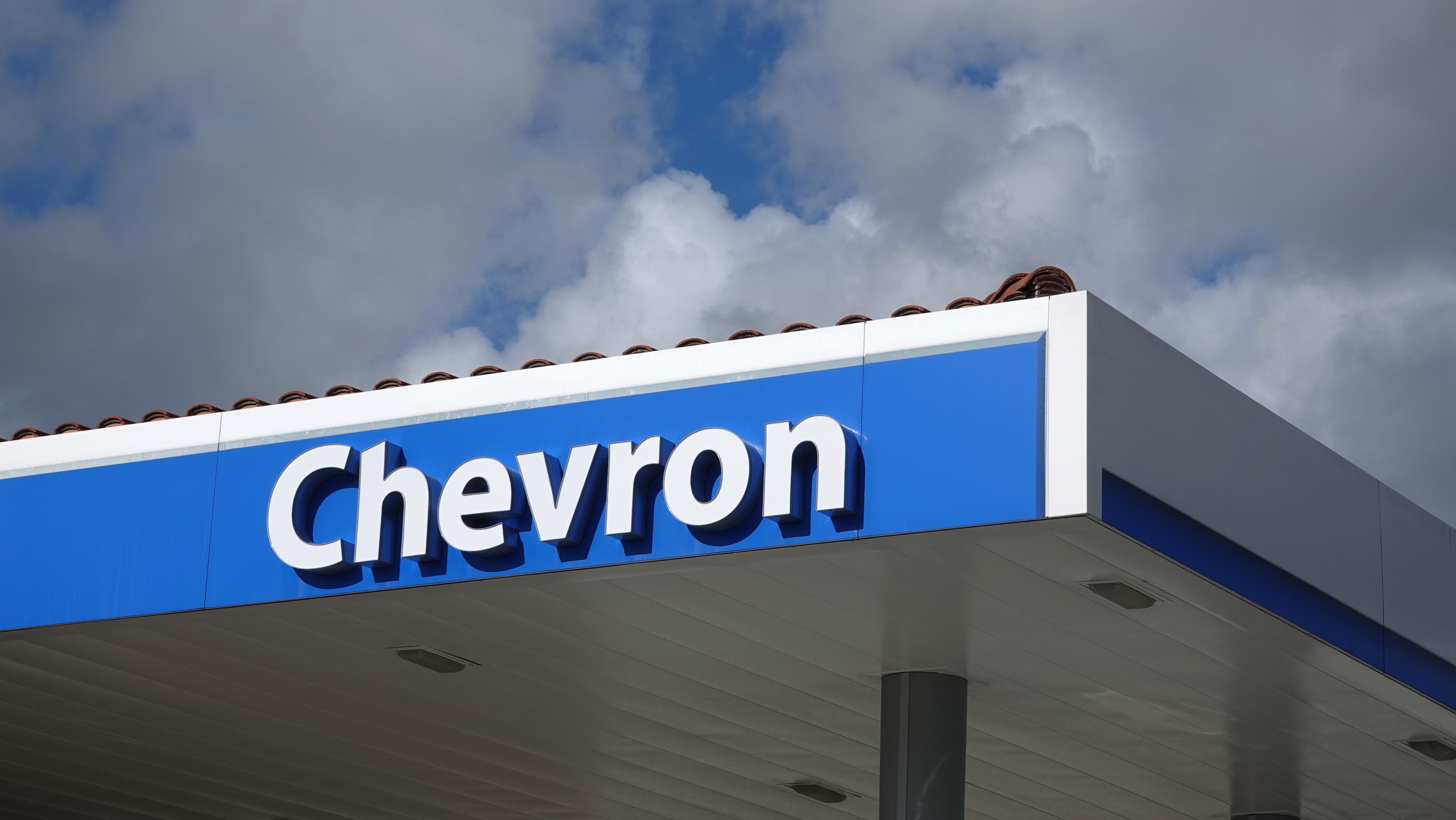 uploads///Chevron stock results
