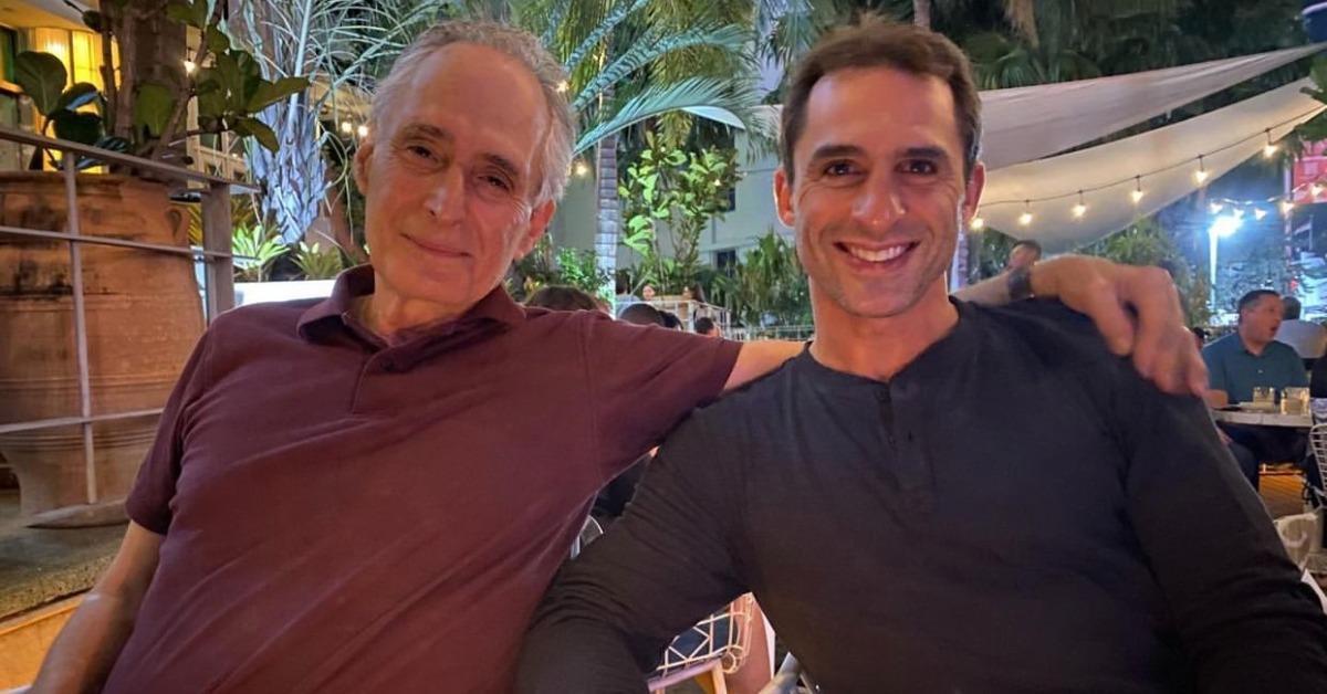 Larry and Aaron Hirschhorn