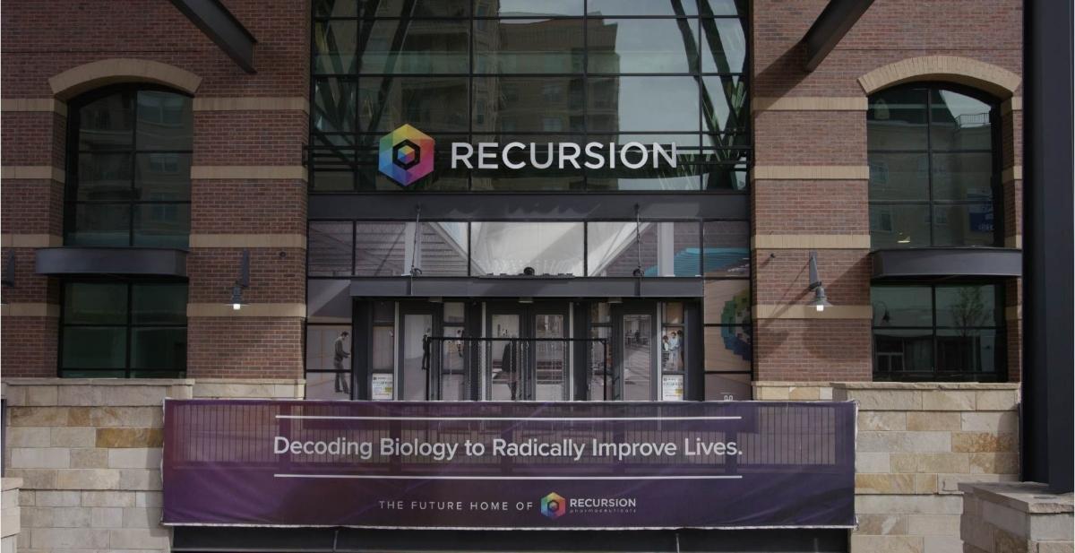 Recursion Pharmaceuticals Biotech