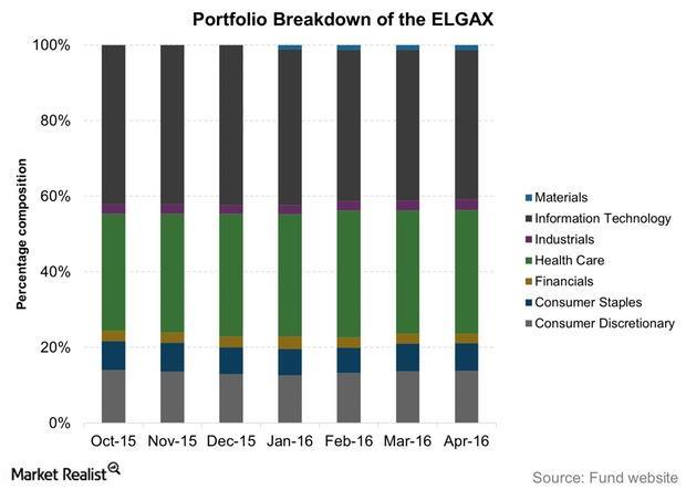 uploads///Portfolio Breakdown of the ELGAX