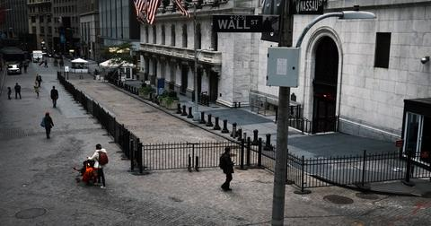 Why Is the Stock Market Down Today?