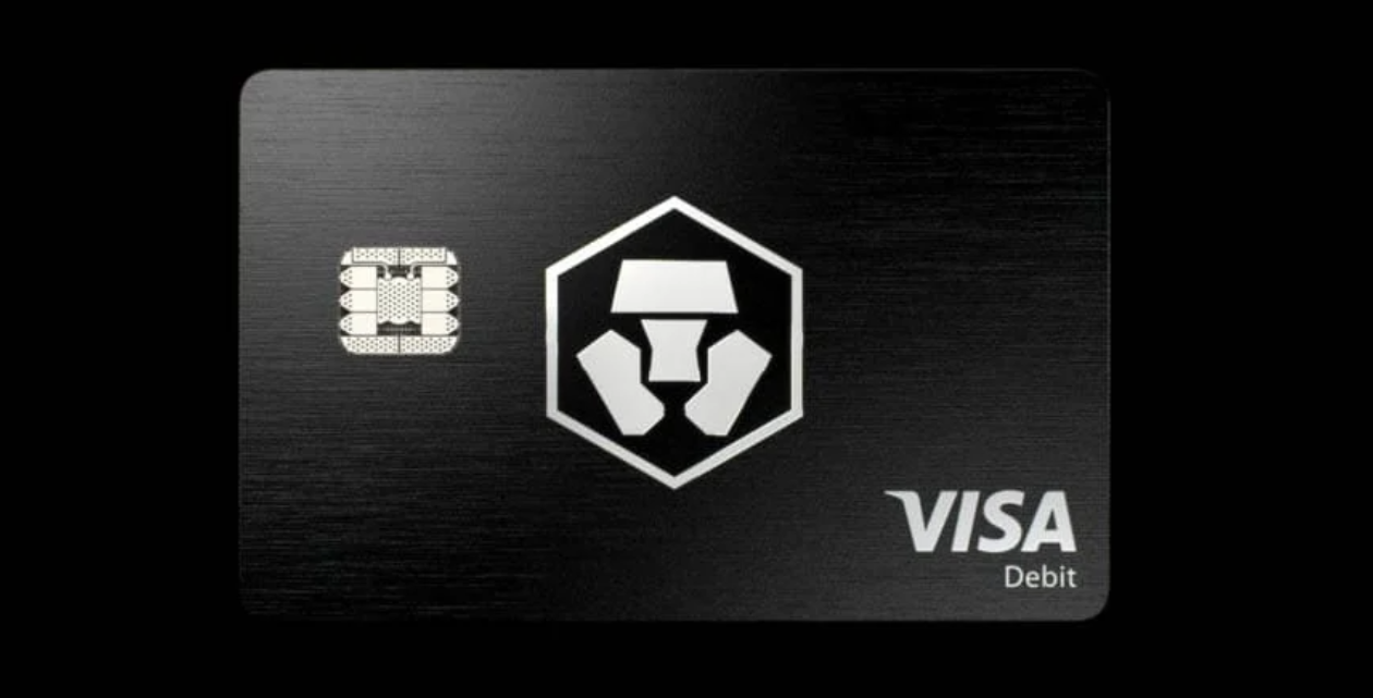 Crypto Visa Card