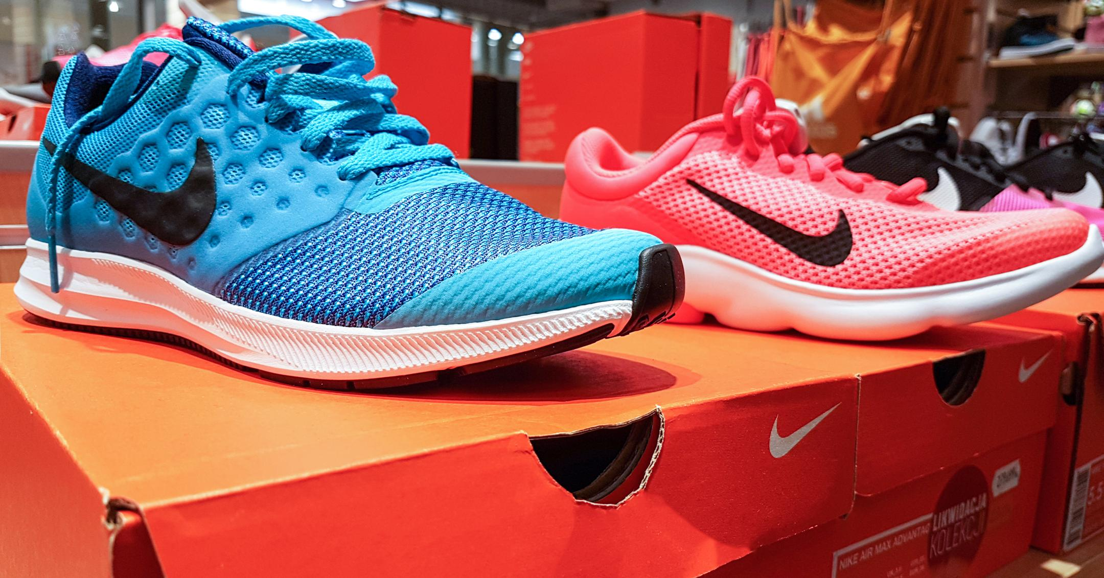 riñones Impedir Reparación posible  Nike Manufacturing and Supply Chain Strategies