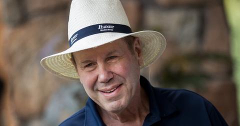 Topps CEO Michael Eisner