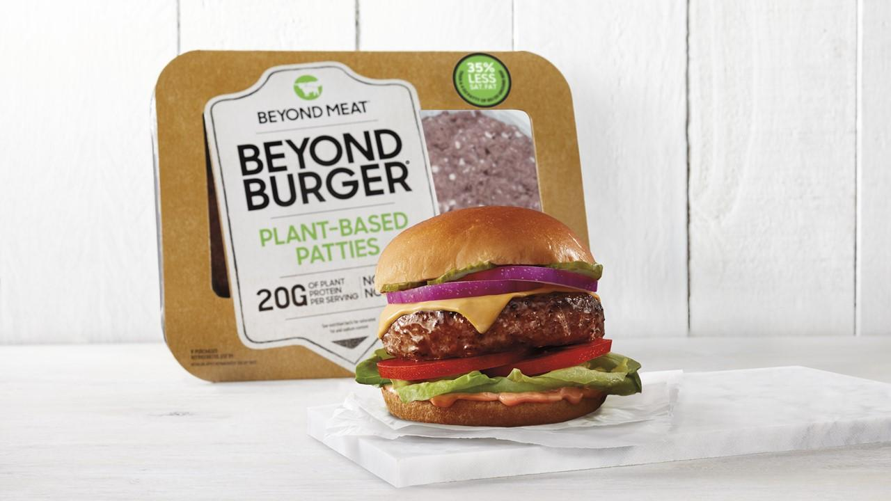 when does beyond meat report earnings